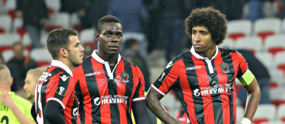Avec Balotelli et Dante, l'OGC Nice a aussi changé de dimension... financière.