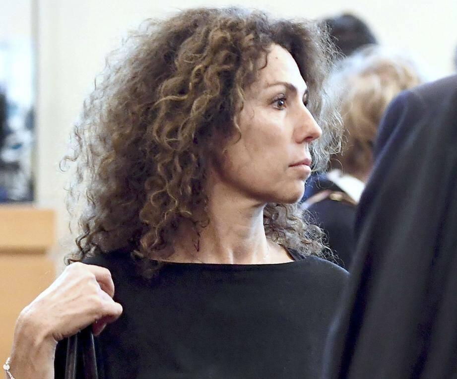 Olivia Vestri, la fille de feu le sénateur René Vestri.