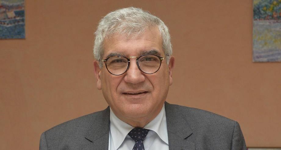 Le procureur Georges Guttierez.