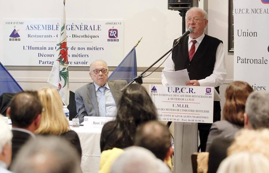 Pour Hubert Boivin, président de l'association, il y a de plus en plus de concurrence déloyale.