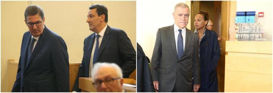 Les réquisitions sont tombées pour Gérard Spinelli, Claudio et Paolo Marzocco dans l'affaire de la Tour Odéon.