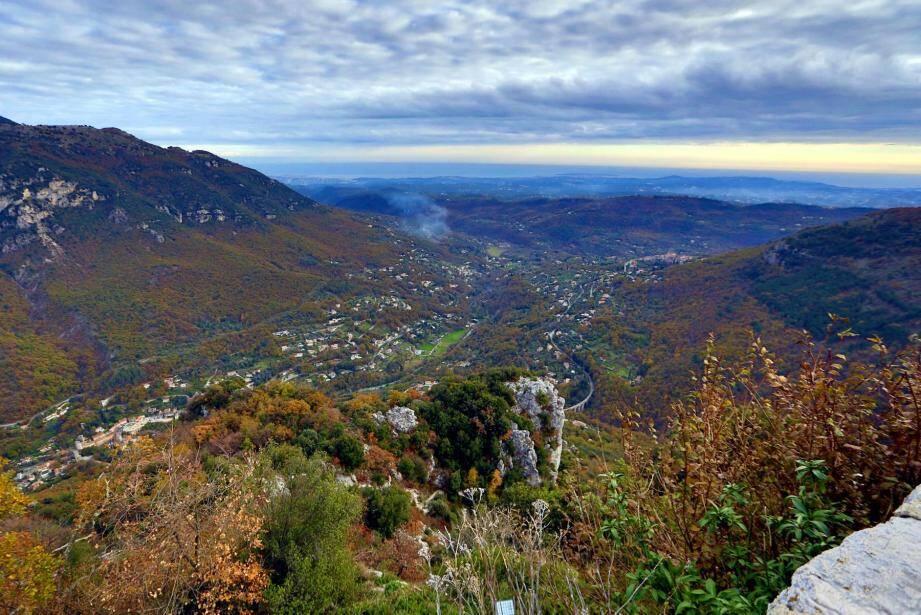 MAG WEEK END - Ballade - Village de Gourdon -