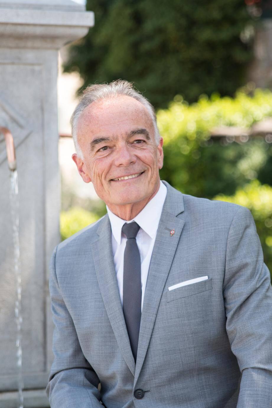 Richard Galy a brigué un troisième mandat pour réaliser cœur de Mougins. Promesse tenue ou pas. Réponse à l'horizon 2020...