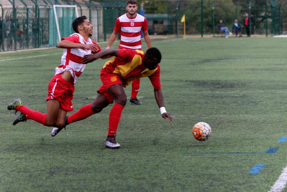 Élu homme du match, le latéral Hamrouni a même marqué le deuxième but six-fournais à La Valette.