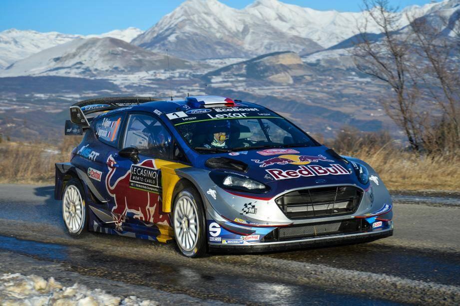 Hier, à Gap, Sébastien Ogier a entamé sa trajectoire avec la Ford Fiesta WRC du team M-Sport en signant le meilleur temps de la spéciale d'essais. Pour le top départ du vrai match au sommet, rendez-vous ce soir à Entrevaux !