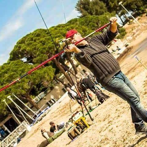 Alexandre Agius est le président de la nouvelle association des Pêcheurs du Golfe de Saint-Tropez.(DR)