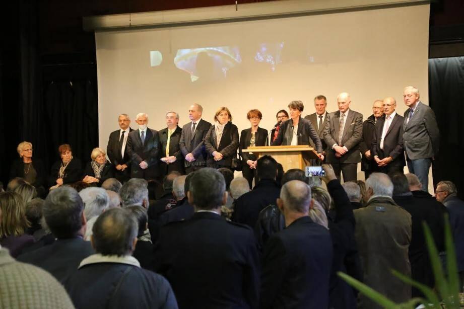 Des centaines de personnes ont assisté aux vœux de la députée de la 6e circonscription.