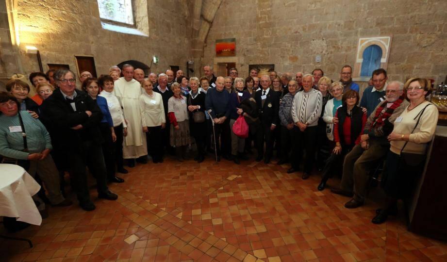 Cette année, les membres de l'association Soutien à la tradition des saints de Provence ont notamment prévu un pèlerinage à l'hôtellerie de la Sainte-Baume.