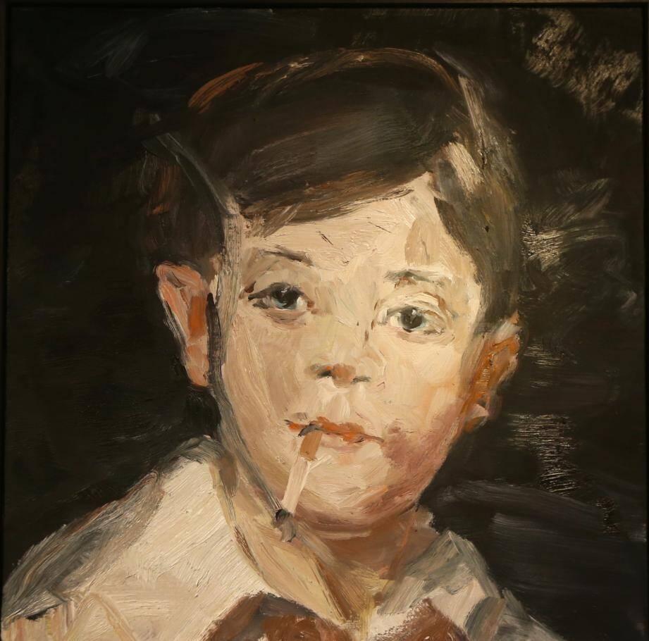 Gilles Miquelis expose ses «cloueurs aux gueules d'anges » à la galerie Eva Vautier jusqu'au 4 mars.