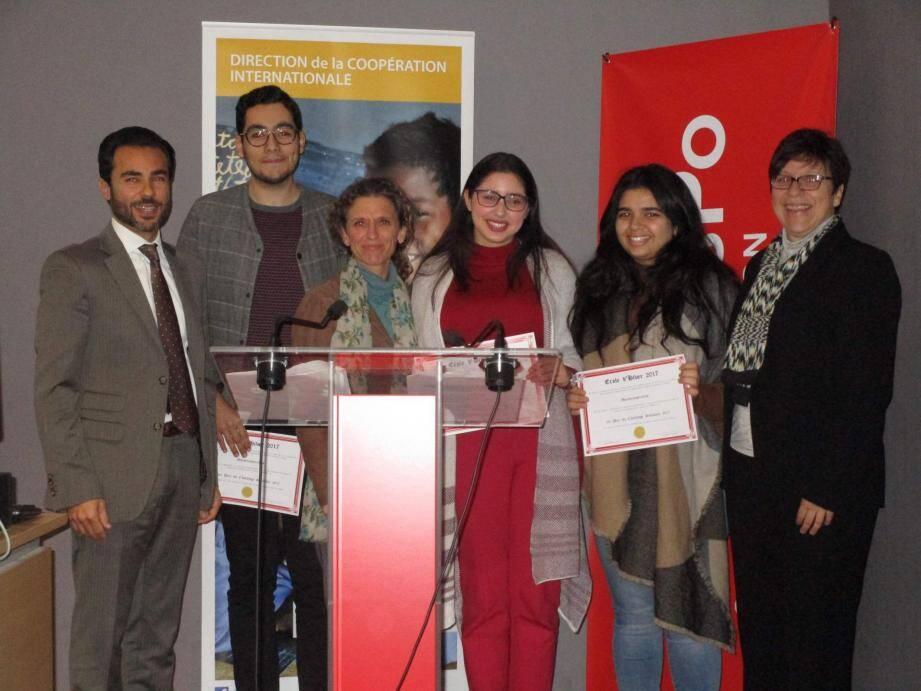 La Direction de la Coopération internationale de Monaco a organisé une semaine de débats sur le campus Moyen-Orient Méditerranée de Sciences Po Paris.