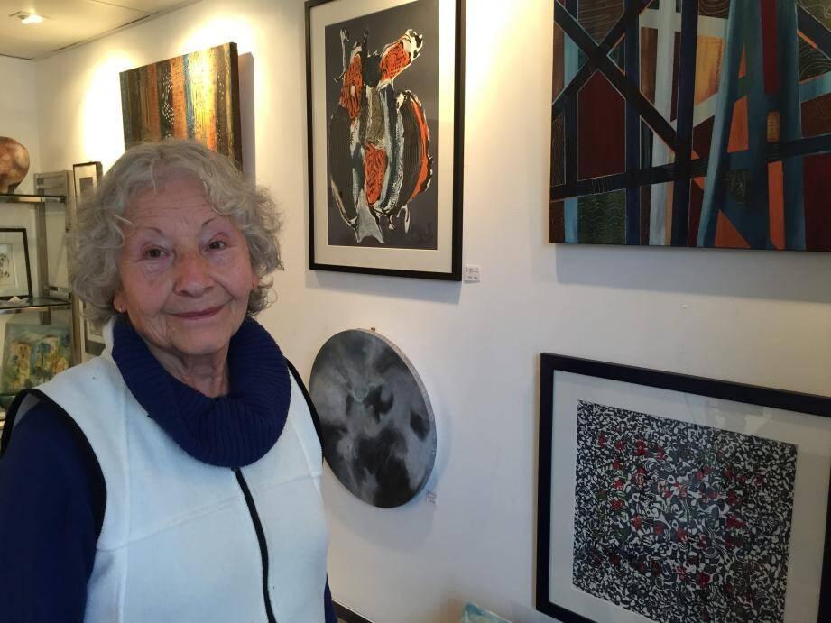 Nicole Volkoff : une artiste motivée par la rencontre et l'amour des autres.