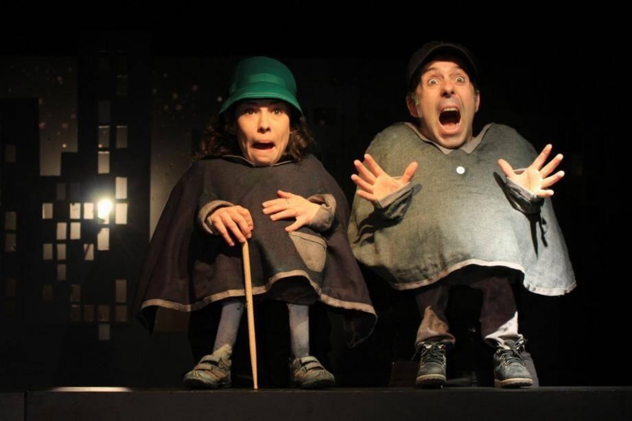 Ce spectacle a été présenté au festival d'Avignon.