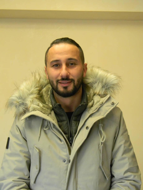 Djamel Ahmed est arrivé au club lors de la saison 2014-2015.