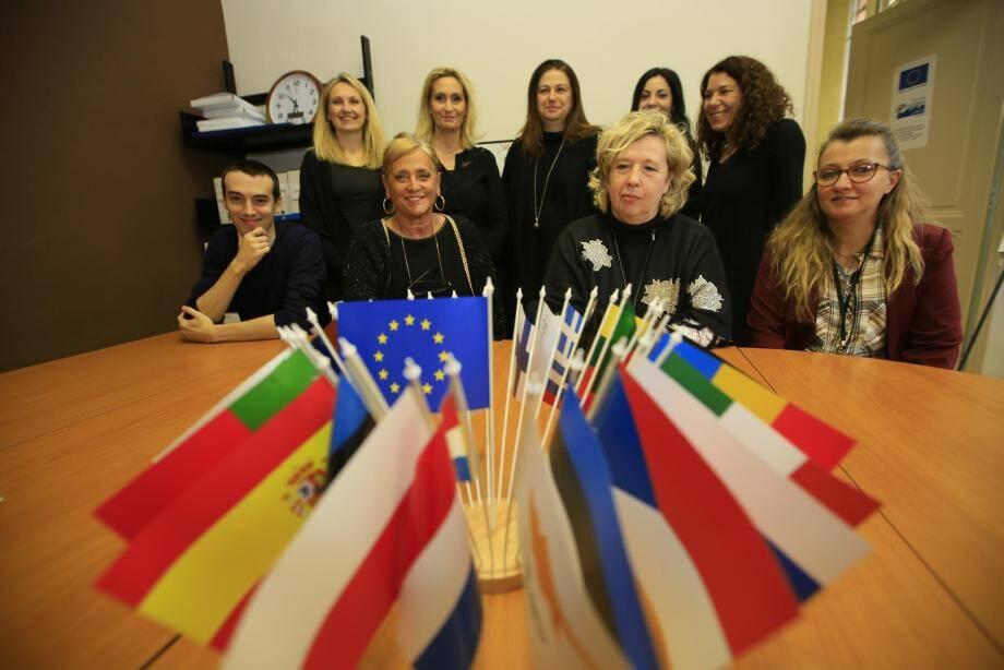 L'association vient d'obtenir un financement européen pour son action d'insertion APPUI 83, qui cible des publics très éloignés de l'emploi.