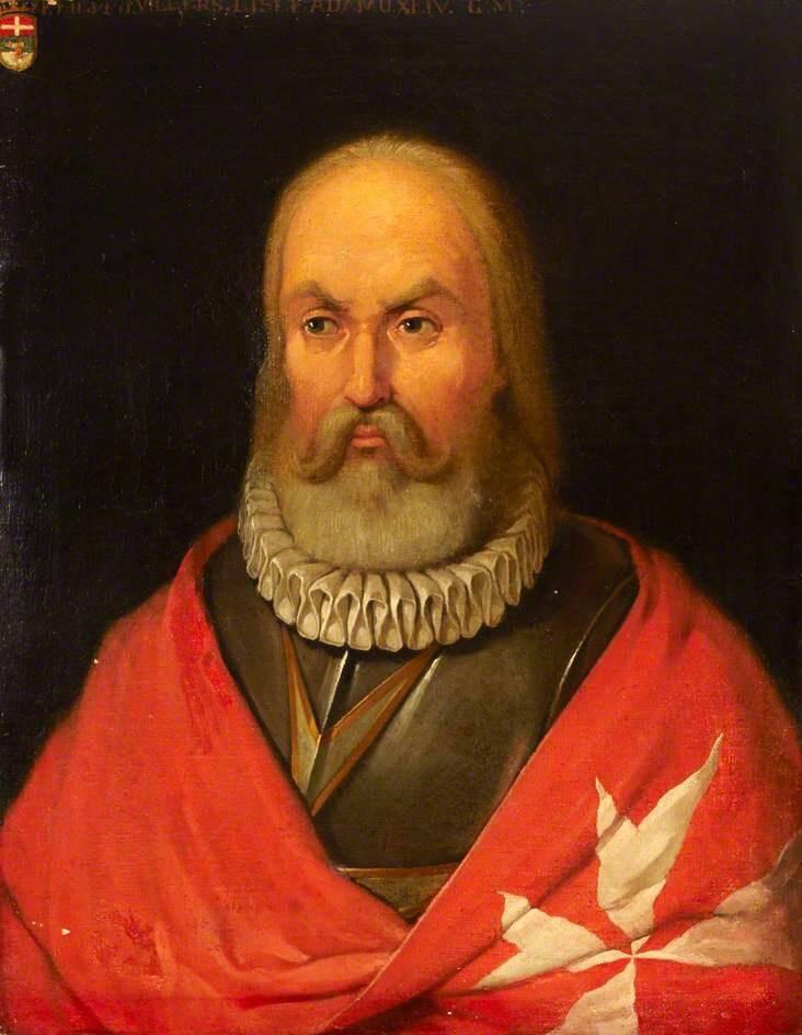 Philippe Villiers de l'Isle-Adam, Grand Maître de l'ordre de Malte, songea un temps à l'établir dans les îles d'Hyères.