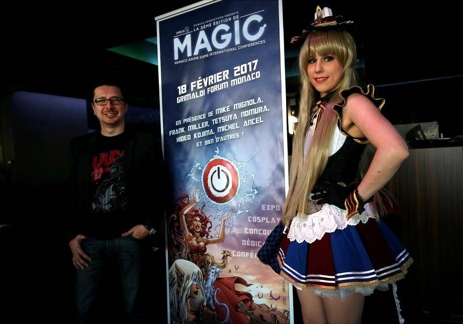 L'organisateur Cédric Biscay a dévoilé, hier, les contours de sa manifestation, qui prévoit la venue de plusieurs pointures des jeux vidéos et des mangas.