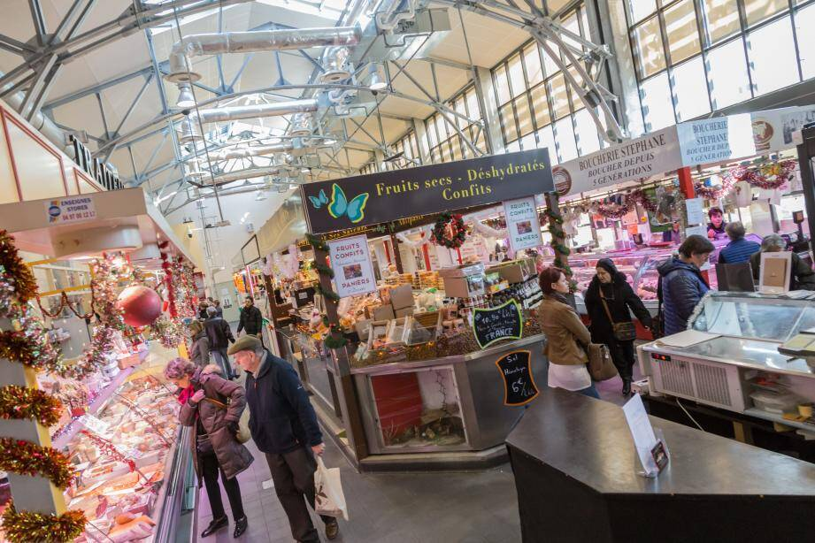 Rénovée en 2012, la cité marchande de Cagnes cherche encore à renforcer son rôle moteur.
