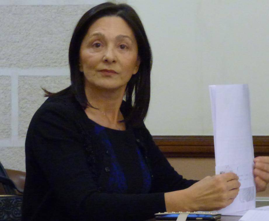 Muriel Vitetti, l'adjointe destituée, ne sera, pour l'instant, pas remplacée comme l'a annoncé le maire.