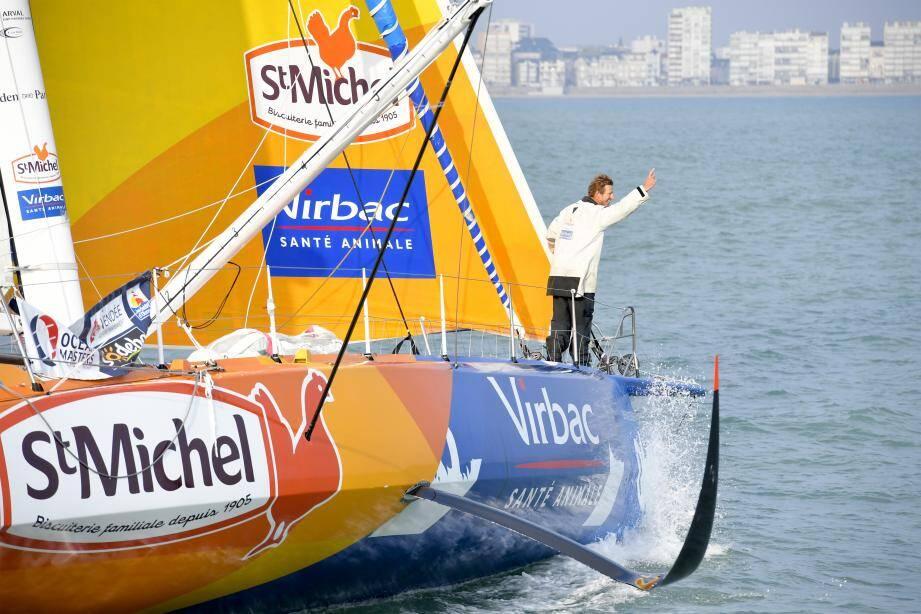 Au terme d'une fin de course épique, le Niçois Jean-Pierre Dick a coupé la ligne d'arrivée de ce Vendée Globe en 4e position. 1 h 30 seulement avant Yann Eliès, et 3 h avant Jean Le Cam !