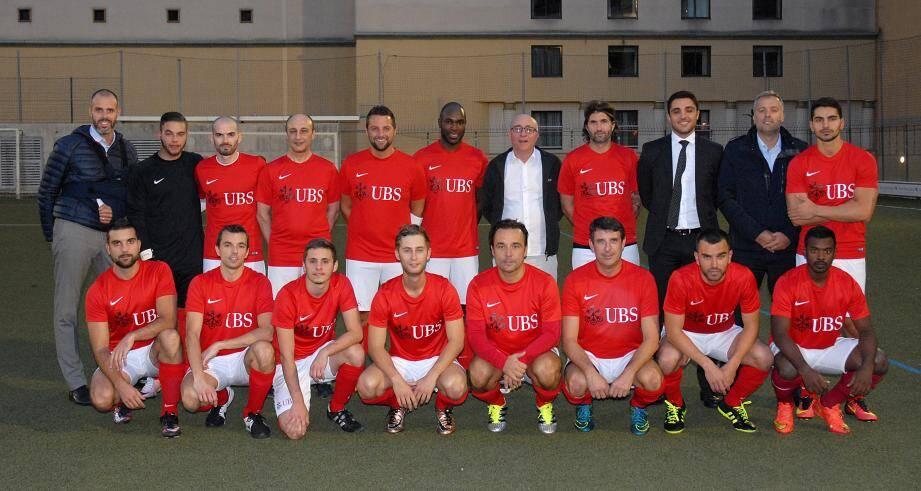 L'équipe de l'UBS Monaco est toujours à la recherche de sa première victoire.