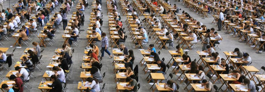 Illustration d'une salle d'examen