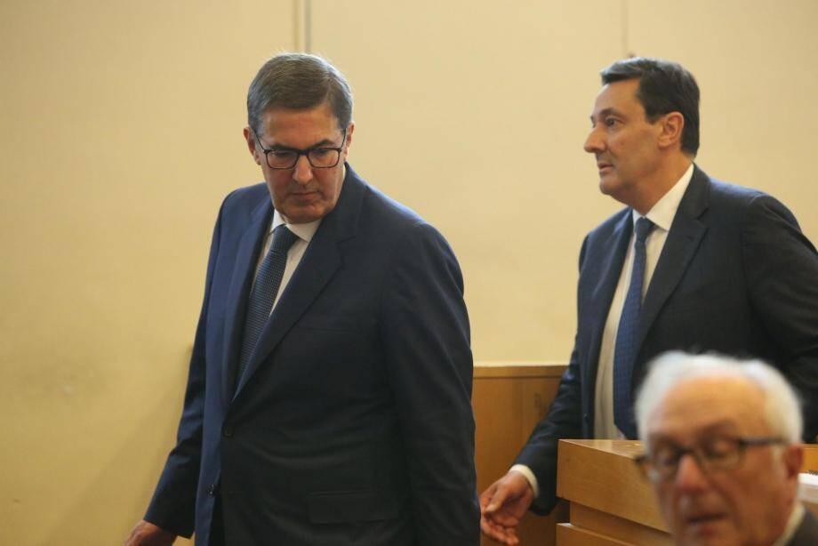 Paolo et Claudio Marzocco
