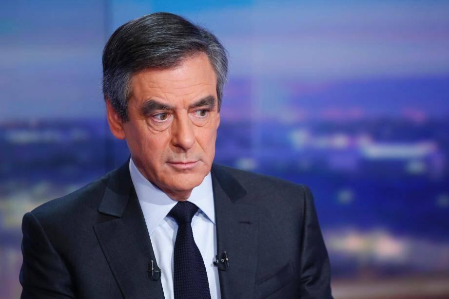 François Fillon sur le plateau du 20 heures ce jeudi soir