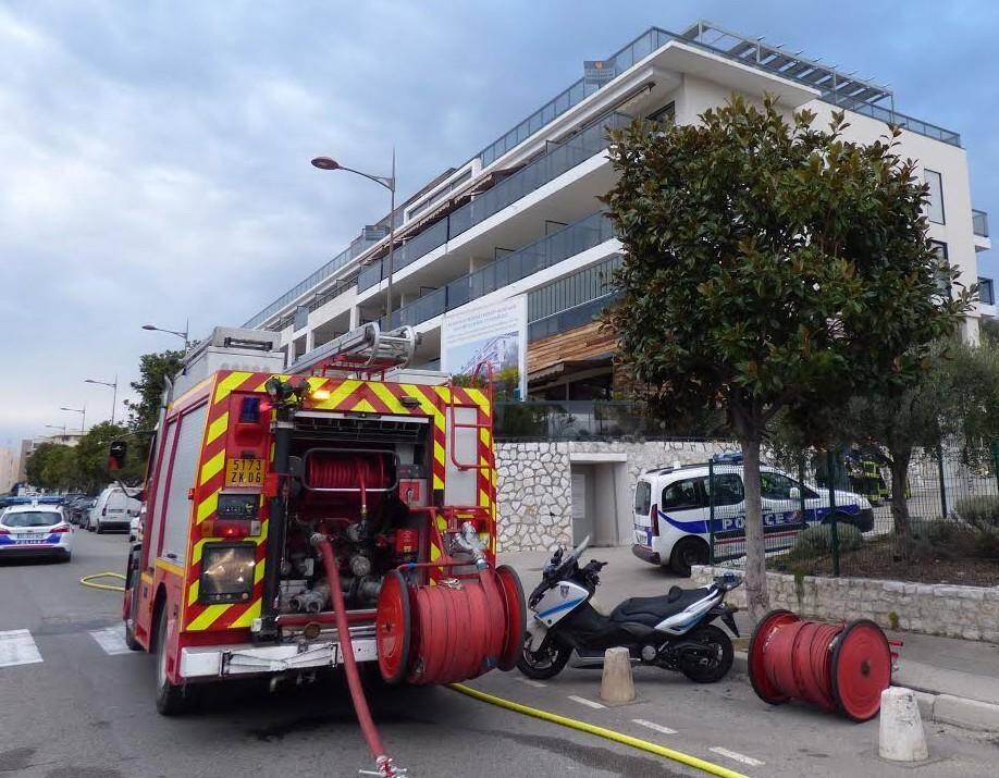 L'alerte au gaz a entraîné l'évacuation des résidents de la maison de retraite.