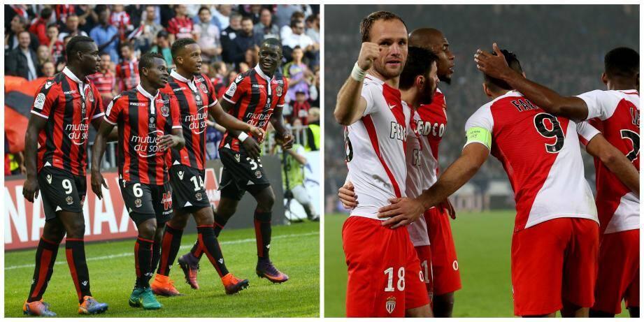 Niçois et Monégasques ont rendez-vous pour le derby samedi à 17 heures.