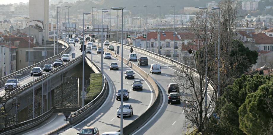 Une vue de la voie Mathis (photo d'illustration).