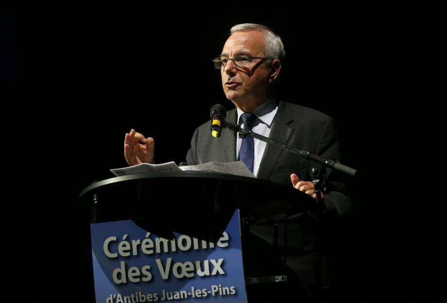 Jean Leonetti a été ministre des Affaires européennes sous Nicolas Sarkozy.