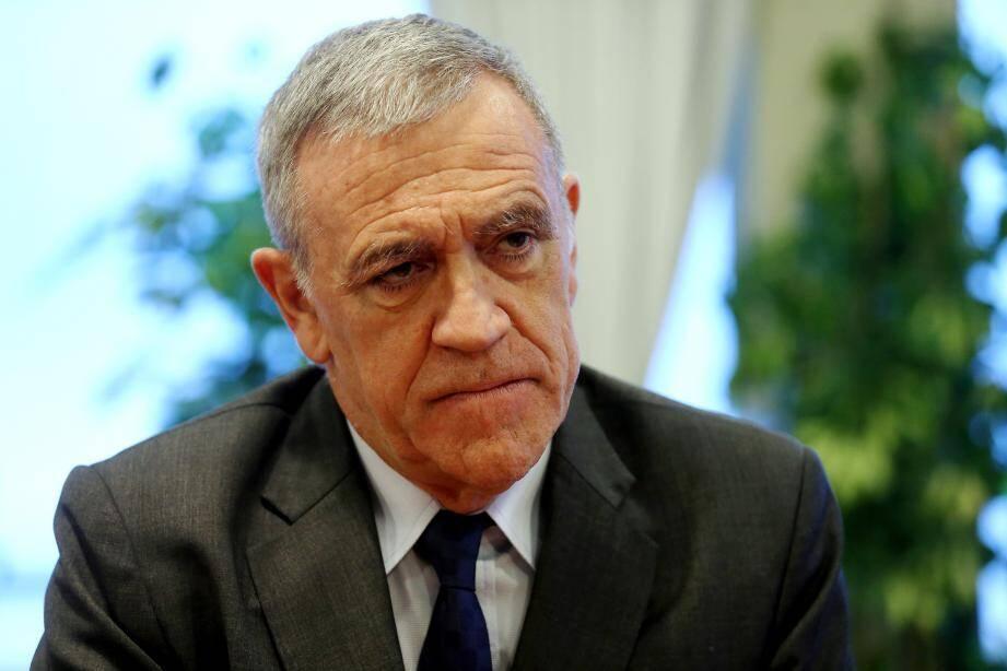 Le maire de Beausoleil, Gérard Spinelli.
