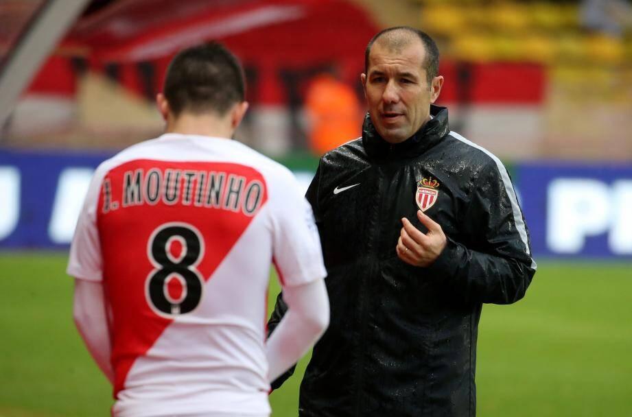 Jardim a prévu « trois ou quatre changements » contre Nancy. Moutinho, pourrait débuter.
