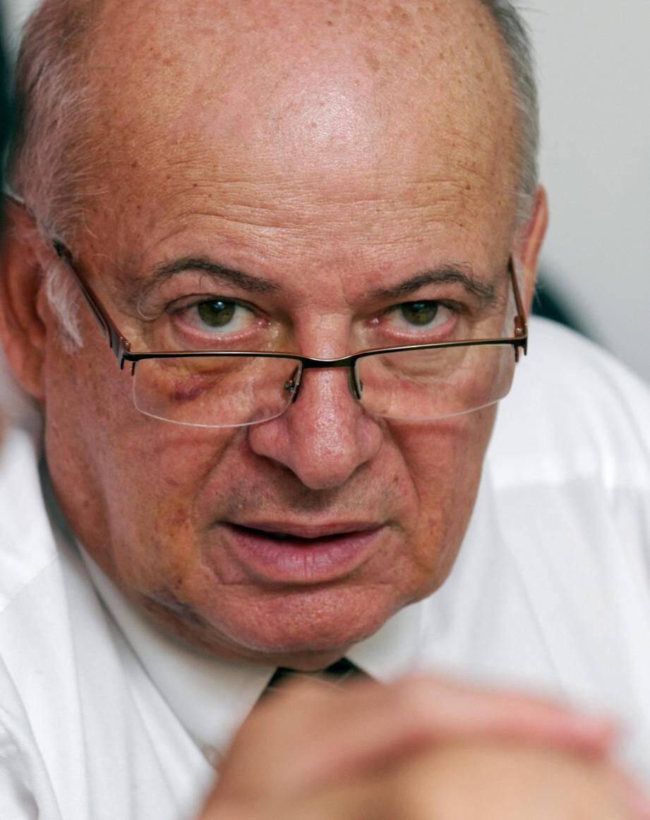 Jean Guy Di Giorgio, president du SITTOMAT, a été mis en examen pour favoritisme et prise illégale d'interêts