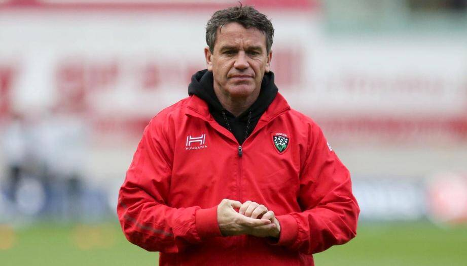 Mike Ford, manager du RC Toulon