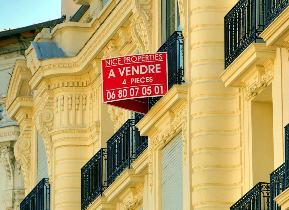 nICE IMAGE IMMOBILIER immobilier - vente - appartement ancien