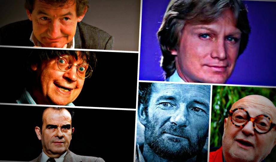 Claude François, Pierre Desproges, Georges Marchais... ont une parole imaginaire dans le nouveau livre de Jeff Domenech