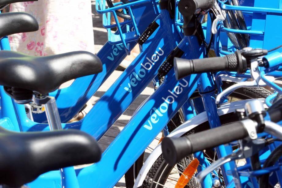 Des bicyclettes à propulsion électrique vont venir enrichir l'offre de vélos partagés à Nice. En attendant les trottinettes?