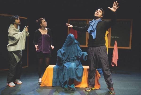 Anthéa Sogno : « C'est une véritable joute oratoire entre l'opéra et le théâtre ».