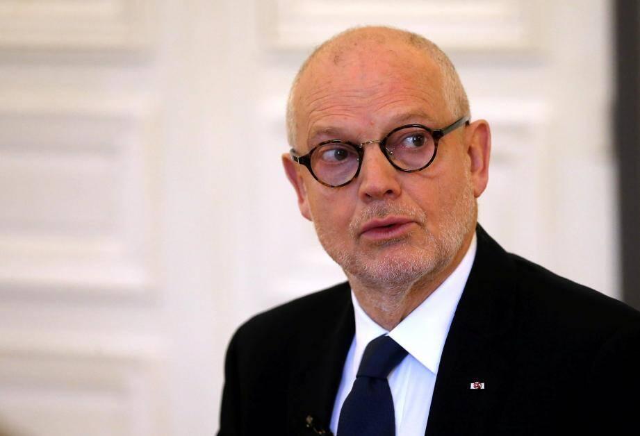 Serge Telle a reçu, hier matin, la presse monégasque pour évoquer les négociations en cours avec l'Union européenne.