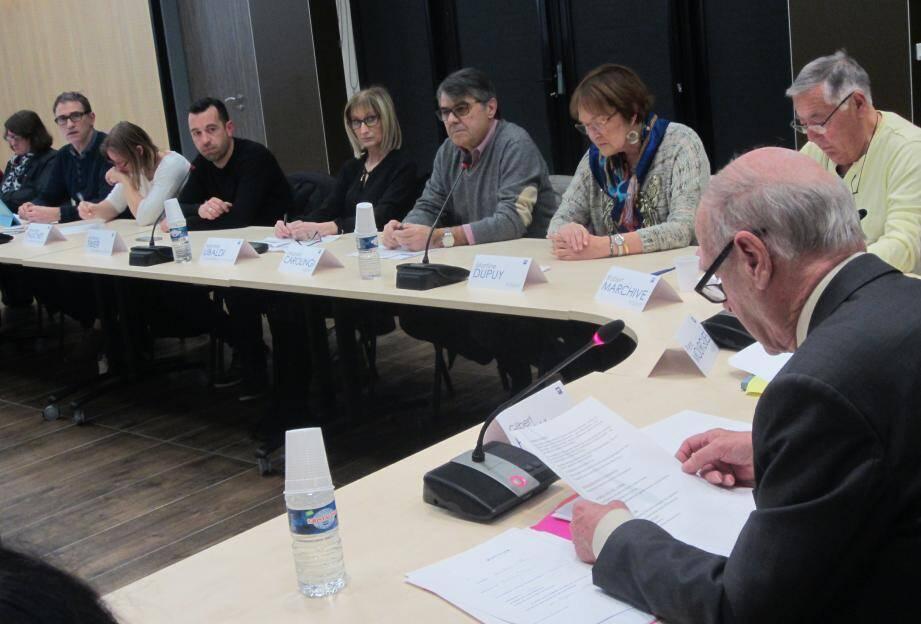 Un conseil municipal où les élus se sont exprimés en toute démocratie et où l'assemblée a adopté les délibérations à l'unanimité.
