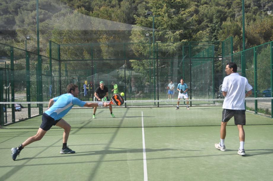 Le Tennis-Padel-Soleil organise des stages du 13 au 17 et du 20 au 24 février.(Archives Pdt)