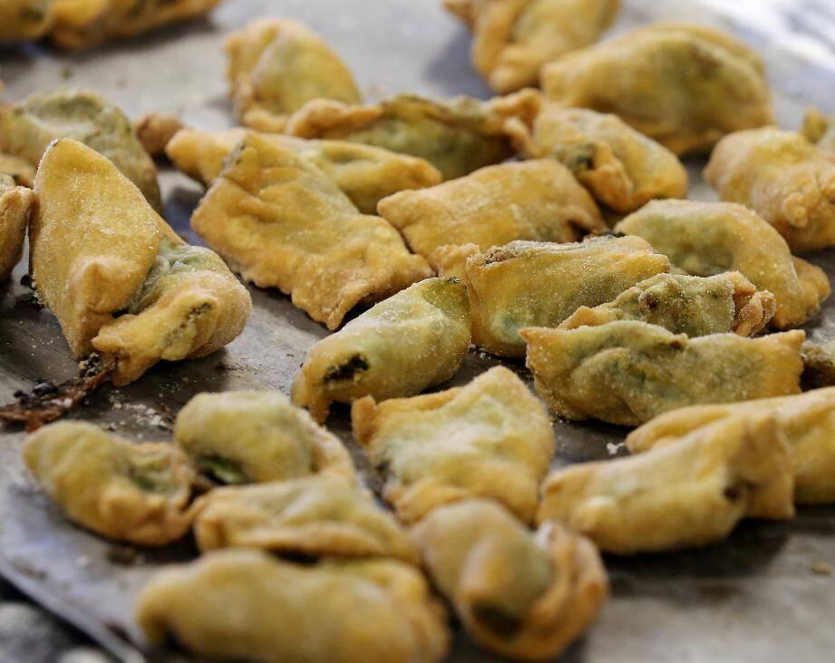 Jusqu'à 5 000 barbagiuans sortent quotidiennement du laboratoire A Roca, sans compter les autres recettes traditionnelles.