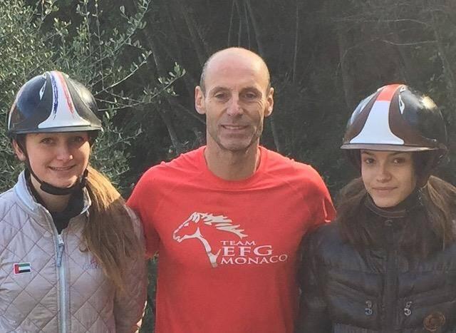 De gauche à droite : Edmée Merlin, Henry-David Guedj et Emma Noury.