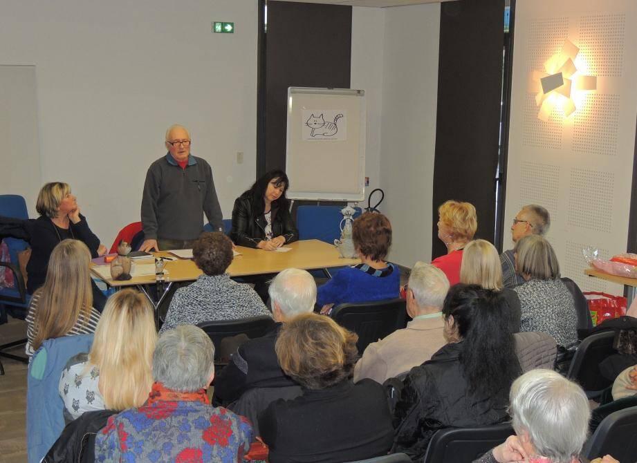 Le président Serge Renard a présenté un bilan très satisfaisant de l'exercice écoulé notamment avec une importante campagne de stérilisation menée sur Fréjus.