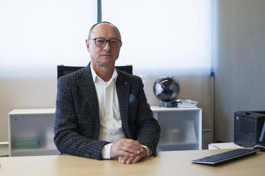 Walter Breda est PDG de MCZ Group depuis 1985.