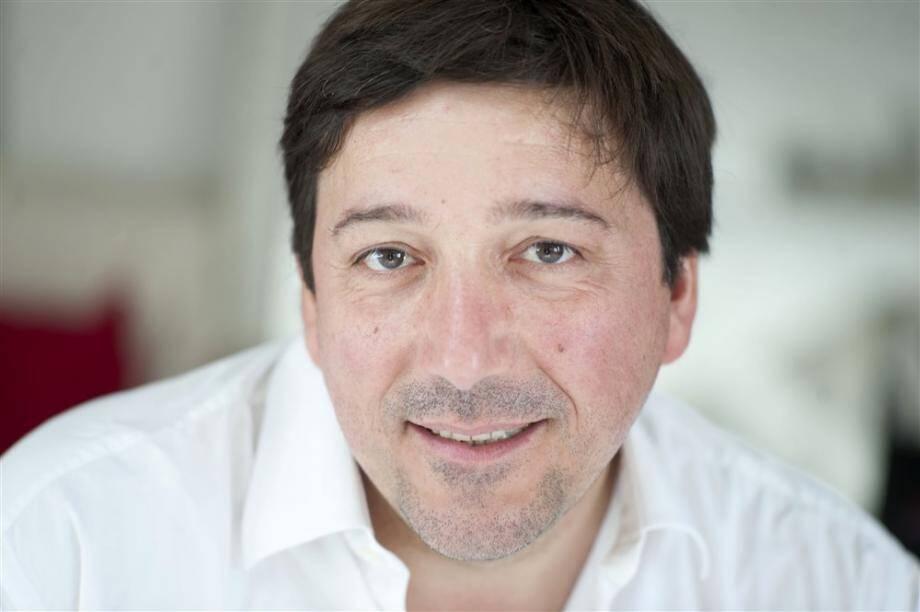Eric Sautonie, auteur de la pièce «Rendez-vous à Monte-Carle».