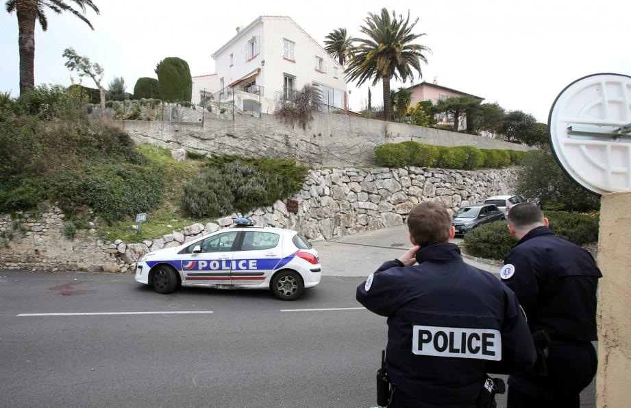 C'est à hauteur du 240 avenue de Pessicart à Nice que Cédric Perrin a été abattu lundi matin.