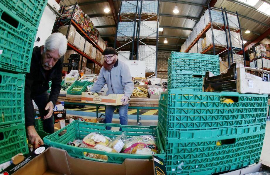 L'initiative est belle : les centres AnimaNice aident la Banque alimentaire jusqu'au 31 mars.