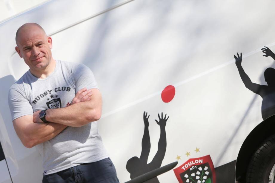 Richard Cockerill entend bien mettre en lumière l'actuelle armée des ombres toulonnaises avant de rejoindre l'Ecosse en fin de saison.